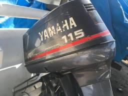 Vendo Motor de Popa Yamaha