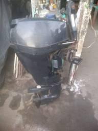 Motor de barco de popa envirude 30 hp