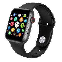 Smartwhatch relogio inteligente android ios touch screen bluetooth