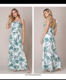 Vestido florido Premium