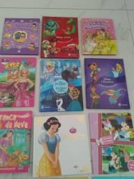 Lote de livros Infantis