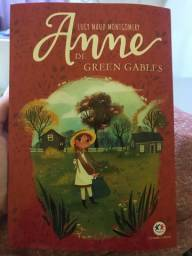 Livro ANNE DE GREEN GABLES