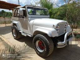 Jeep willys (motor 250S)