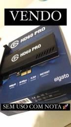 Título do anúncio: Placa de Captura Interna Elgato HD60 Pro 1080p60, PCle x1 - 1GC109901002