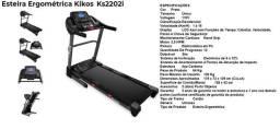 Esteira Ergométrica Kikos Ks2202i