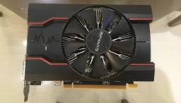 Placa de Vídeo Sapphire AMD Radeon RX 550 Pulse 4G, GDDR5
