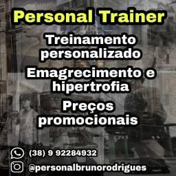 Personal Trainer Consultoria Esportiva