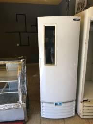 VF55 Conservador e Freezer Vertical (Dupla Ação)-Porta com Visor-539L.