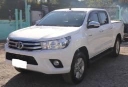 Toyota Hilux Cd Srv 4x4 ano 2017