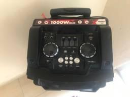 Caixa de som amvox 1000w