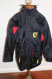 Jaqueta Ferrari Masculina, Tamanho S (Small)