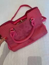 Bolsa Tote rosa pink