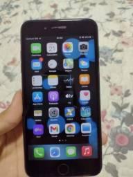 iPhone 7 Plus 128GB (Valor Negociável, Aceito Trocas)