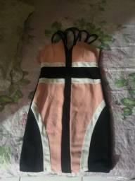 Vestido feminino tamanho único