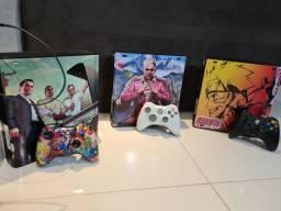 Xbox 360 Personalizados (TRAVADOS)