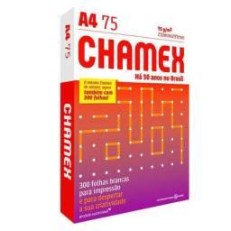 Papel Sulfite A4 75g Chamex Resma 300 Folhas