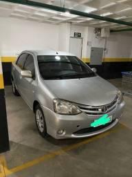 Título do anúncio: Etios Sedan XS 1.5 16v