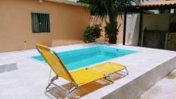 Ampla casa com piscina para curtir com a família para máximo 10 pessoas