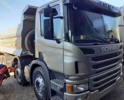 Título do anúncio: Scania Bitruck P 250 8x2 Ano 2013<br><br>