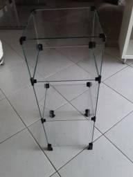 Vitrine de vidro tipo expositor/Balcão preço só segunda
