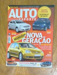 Título do anúncio: Revistas Auto Esporte - Numero 498 - Março 2008