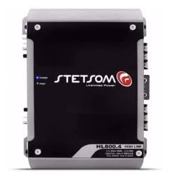 Módulo Amplificador Stetsom 900w 4 Canais - HL 800.4 2Ohms