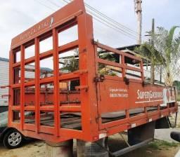 Carroceria de Ferro para caminhão - 4,10 m