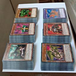 Lote de cartas originais Yu-Gui-Oh Konami PT BR - Deck Yu-Gui-Oh