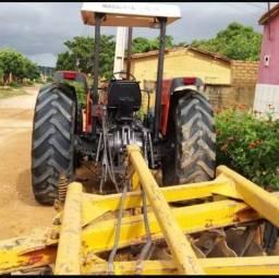Trator agrícola de forma parcelada