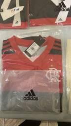 Título do anúncio: Camisa do Flamengo Feminina P