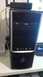 Pc desktop troco por notbook