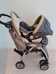 Carrinho de bebê travel system Chicco