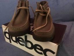 Sapato Quebec número 41
