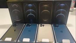 iPhone 12 PRO 128G e 256G (NOVOS) TODAS AS CORES