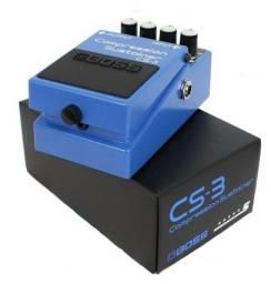 Pedal Compressor Sustainer CS-3 BOSS