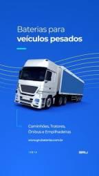 Título do anúncio: Bateria De Caminhao em Promoção A Base de Troca So Entregamos em Guarulhos