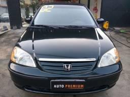 Honda Civic 1.7 LX Completo(Gnv) Raridade!!!