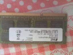 memoria dd3 2gb notebook