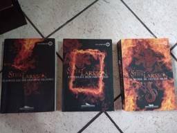 Título do anúncio: Trilogia Millenium
