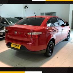 Vendo Fiat Grand Siena 2018