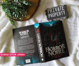 Livro: Horror Noire