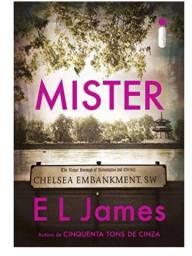 Título do anúncio: Livro Mister