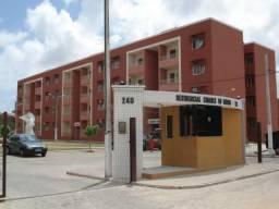 Apartamento com 2 dormitórios para alugar, 60 m² por R$ 1.000,00/mês - Várzea - Recife/PE