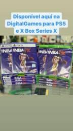 NBA 2K21 PS5 ONE SERIES X