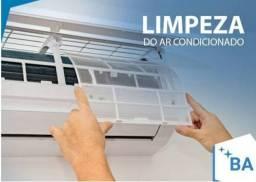 Título do anúncio: Ar condicionado manutenção instalação