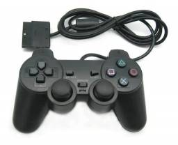 Controle Playstation 2 Novo