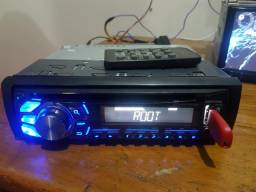 Rádio Pioneer mixtrax top pra som ac cartão