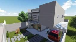 Vendo casa em faze de acabamento
