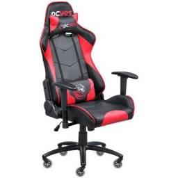 Cadeira Gamer Mad Racer V8 Vermelha - Pcyes Lançamento