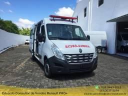Master L2H2 UTI Ambulancia 0 km 19/20 Pack conforto - 2019